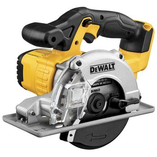 DEWALT DCS373B 20V Max Lithium Ion Metal Cutting Circular Saw, Tool Only