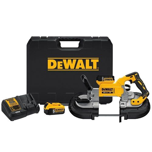 DEWALT DCS374P2 20V Max Deep Cut Band Saw Kit