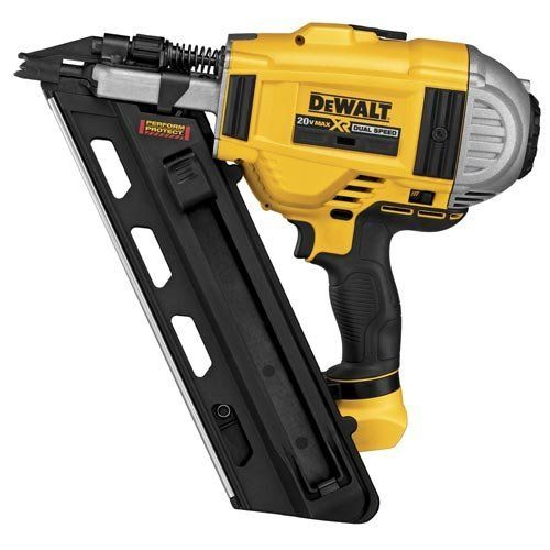 DEWALT DCN692B 20-Volt XR Lithium-Ion Cordless Brushless 2-Speed 33 Deg Framing Nailer (Tool-Only)