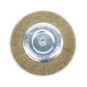 "Vermont American 8"" Crimped Wire Wheel, Coarse"