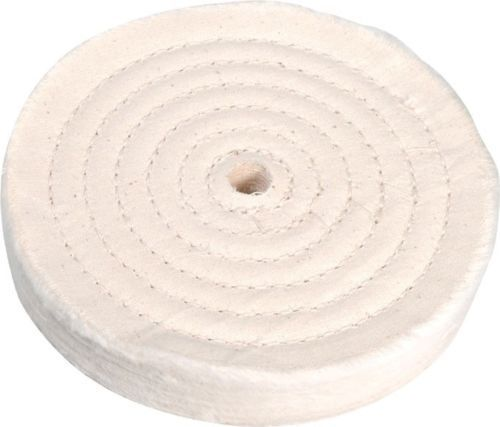 "Enkay 6"" Cloth Buffing Wheel 1/2"" Bore"