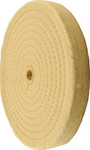 "Enkay 8' Buffing Wheel, 5/8"" Bore, Carded"