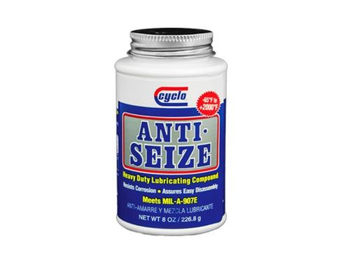 CYCLO Anti-Seize Heavy Duty Lubricant (8 oz)