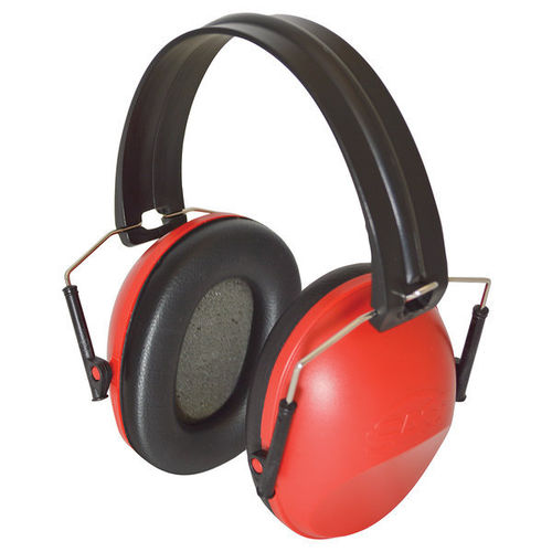 SAS Foam Foldable NRR29 Earmuff Hearing Protection