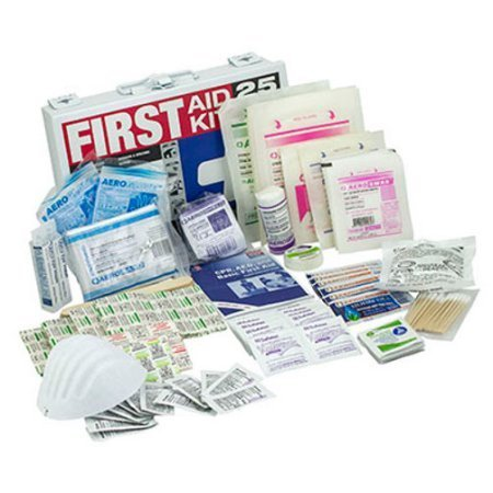 SAS First Aid Kit, 25 Person, 177 Pieces