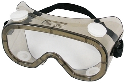 SAS Chemical Splash Safety Goggles