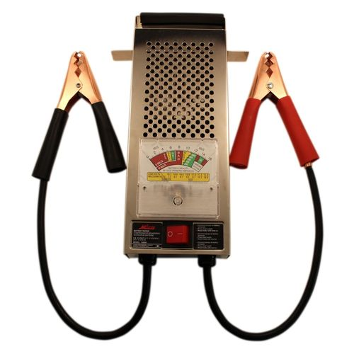 MILTON Battery Tester, 120 AMP