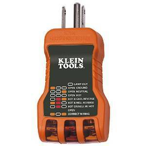 KLEIN TOOLS Receptacle Tester