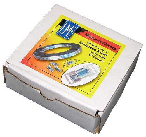 Universal Hose Clamp Kit