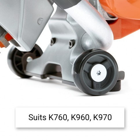 HUSQVARNA Wheel Kit for K760/K970/K1260 Power Cutters